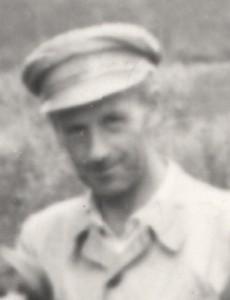 Poštar Anton Naraks je pogodbo za poštarja v Žalcu podpisal 1. aprila 1941.