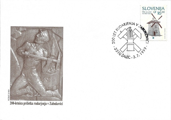 200 let od pričetka rudarjenja v Zabukovici
