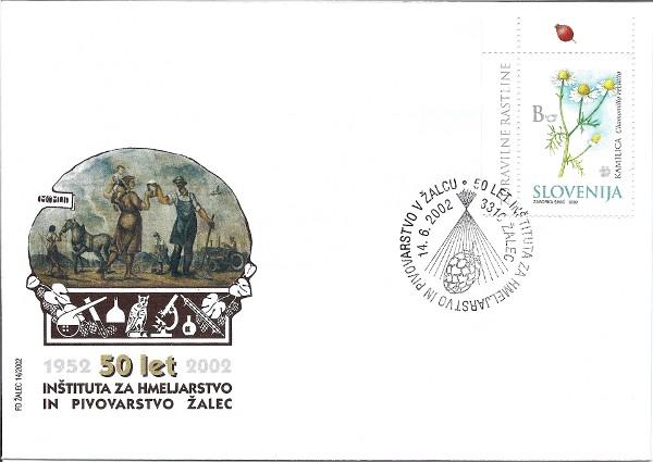 50. let Inštituta za hmeljarstvo in pivovarstvo v Žalcu