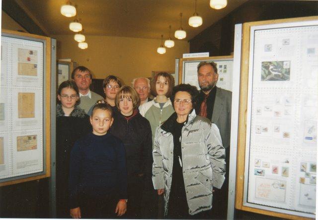 Trbovlje - Firamla 2001 - mladinke skupaj z mentorji in predsednikom FD Žalec