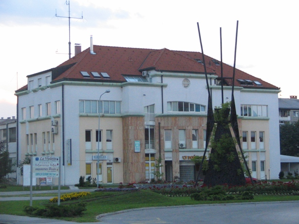 Sedanji sedež Pošte v Žalcu