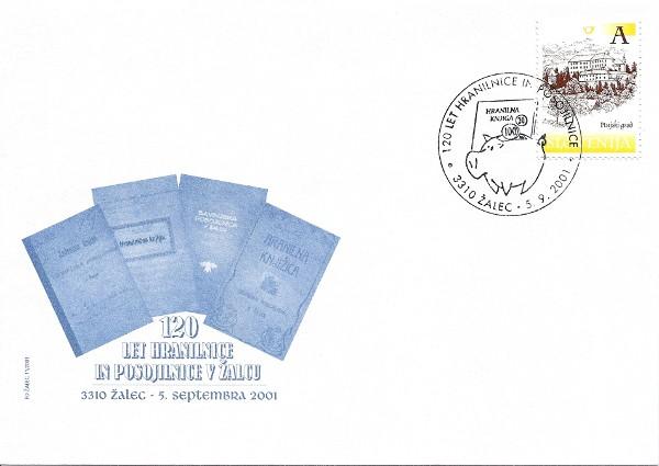120 let Hranilnice in posojilnice v Žalcu